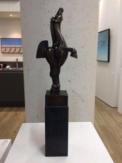 Prima Donna, 21st Century Contemporary Bronze Sculpture of a Horse