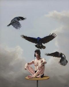 Raven Squad- 21st Century Dutch Contemporary Painting