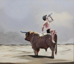 Highlander- 21st Century Dutch Contemporary Painting
