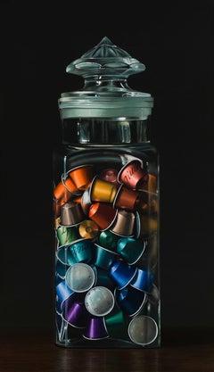 Coffeecups - Heidi Von Faber, 21st Century Contemporary Dutch Still-Life