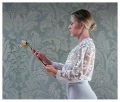 Memories - 21st Century Contemporary Oil Painting by Dutch artist Dirk Bal