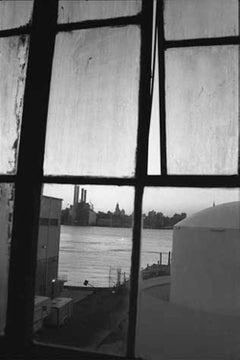 Rebecca's Studio, Williamsburg, NY, 2002