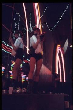 Robin Shooting, Infinity, New York, NY, 1976