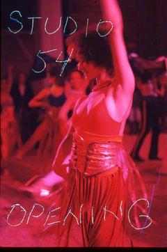 Studio 54 Opening Night, New York, NY, 1977
