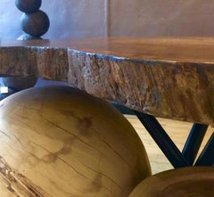 Tripod Heartwood Table