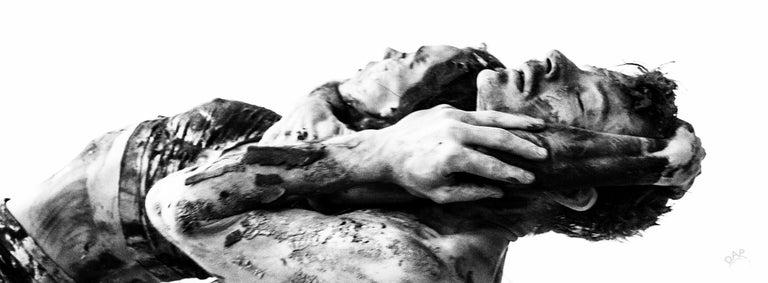 The Crowd #01 triptych - Luca Di Bartolo - Black & White Photos 3
