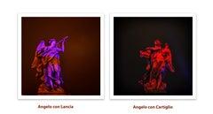 Angeli et Passion #01 #02 - diptychs - Alberto Desirò - Color photos