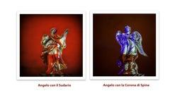 Angeli et Passion #03 #04 - diptychs - Alberto Desirò - Color photos