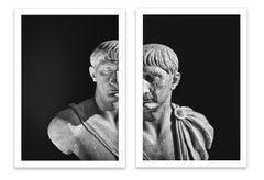 IMPERATORUM - Traiano #01 - Romae - Alberto Desirò - Black & White photos