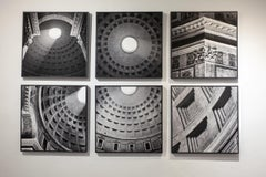 PANTHEON - Alberto Desirò - Black & White photos - architecture - monuments