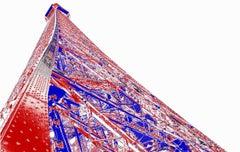 Eiffel tower - Paris - Graziano Villa - Fine Art Color Print Architecture