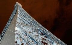 Eiffel tower #02 - Paris - Graziano Villa - Fine Art Color Print Architecture