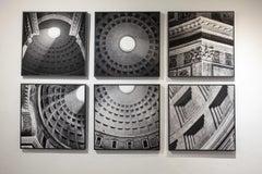 PANTHEON #composition - Alberto Desirò n° 6 Black & White photos of architecture