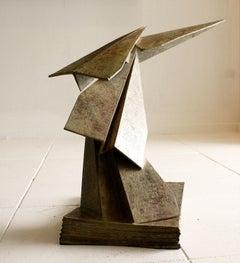 Curve- Still life Sculpture, Bronze 6/6, 21st Century