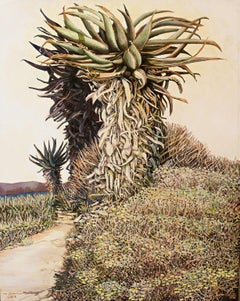Nr Outshoorn, Cape- Contemporary painting, Oil on Canvas, 21st Century
