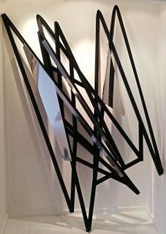Sculpture 01 - Contemporary, Steel and Aluminium, 21st Century