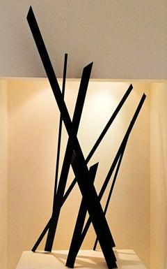 Sculpture 02 - Contemporary, Steel and Aluminium, 21st Century
