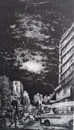 Noord- Contemporary, Etching, 21st Century
