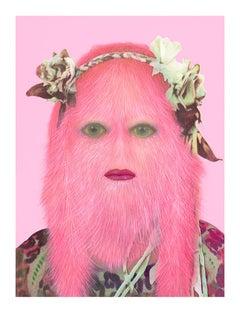 "Erik Mark Sandberg, ""Girl with Floral Headband"", Archival Pigment Print, 2013"