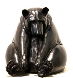 Limited edition bronze sculpture by Nicola Prinsen  TED  1/5