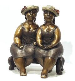 Limited edition sculpture by Rose-Aimée Bélanger  LES DEMOISELLES  19/24