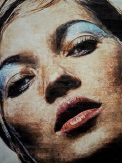 Original oil painting by Robert Lemay  KATE