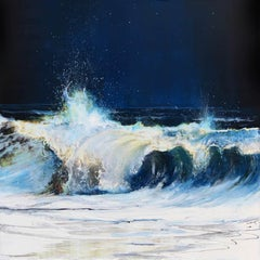 Original painting by Steven Nederveen  OCEAN SPECTACLE