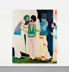 Bacchanal Poetics, English contemporary art