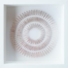 Just Joking V  (M&M) - contemporary modern abstract geometric paper relief