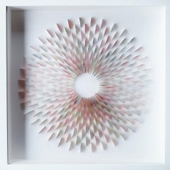 Random Nippon - contemporary modern abstract geometric paper relief