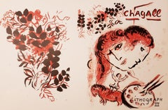 MArc Chagall Lithographe III