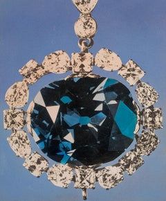 The Mythic Hope Diamond