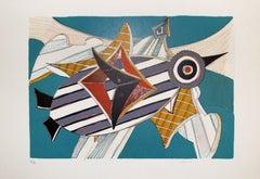"Paolo Boni - ""Abstract Bird"""