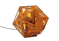 Ikosaeder Large Lighting - Contemporary Indoor and Garden Ornament