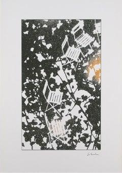 """Jean Solombre - """"Autumn Landscape"""""""