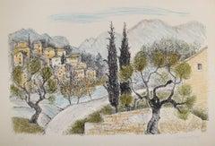 "Chris de Moor - ""Tuscan Landscape"""