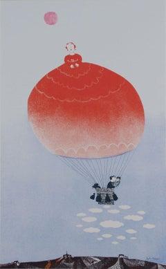 "Christine Thouzeau - ""Red balloon"""