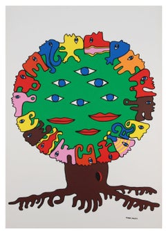 "Pedro Uhart - ""Eyetree"""