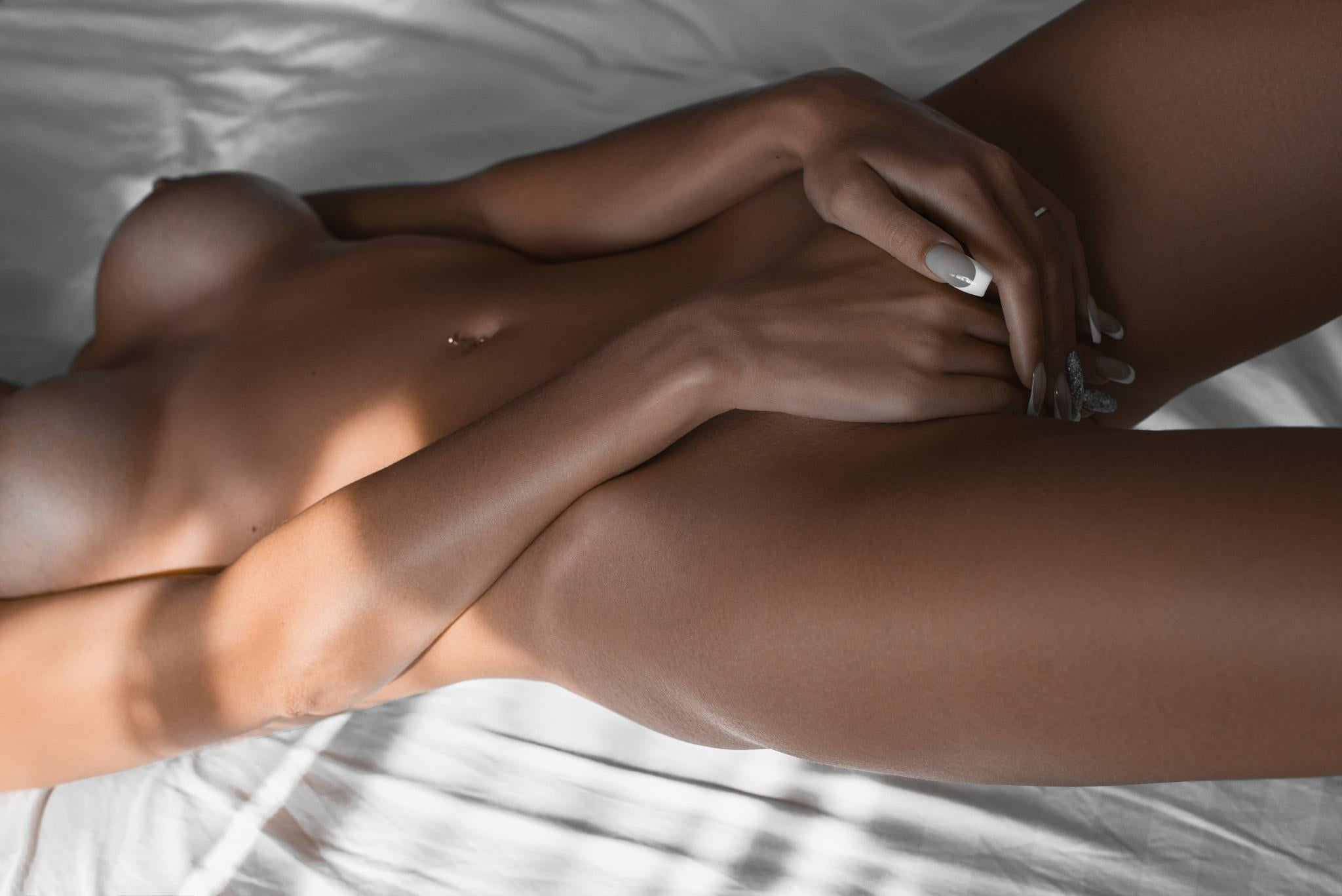 Nude I - Limited Edition Finest Quality - Color Photograph