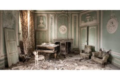 Tunes of Decay - Limited Edition of 5 pcs - Luxury framed with Museum Glass