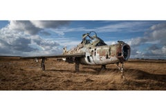 The Aviator - Limited Edition of 8 pcs - Fine Art Print hand coated by epoxy