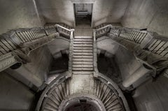 Transformer Staircase - Limited Edition 8 pcs - Fine Art Print coated by epoxy
