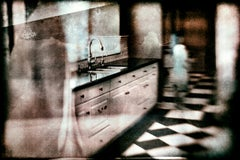 """""""Kitchen Ponder"""" Limited Edition Print for Mid-Century Modern Home"""
