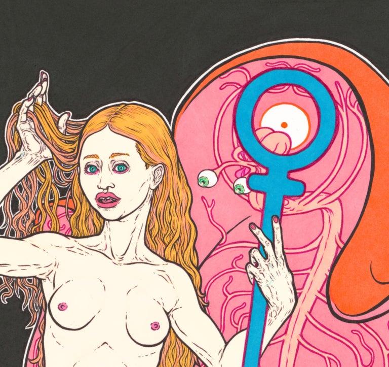 Venus - Contemporary Art by Mat Brown