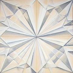 White Iris III (Ode to Georgia O'Keeffe)