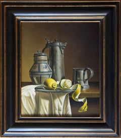 Pewter and Lemons