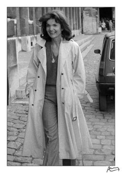 Jacqueline Kennedy-Onassis in Paris