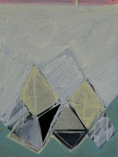 Stack - Expressionist, Abstract Painting, Contemporary, Art, Karl Bielik