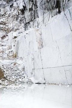 Block VIII - Photography, Landscape, Marble, Art, Contemporary, Robert Wunsch