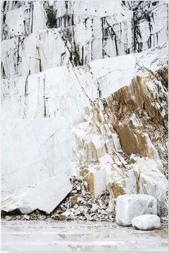 Block I - Fine Art Photography, Landscape, Marble, Contemporary, Robert Wunsch